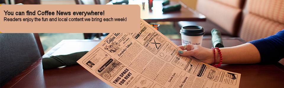 Why advertise Squamish Coffee News